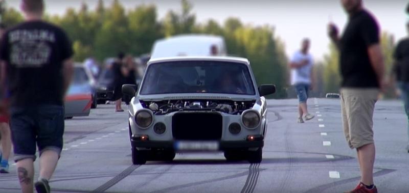 zzz DLEDMV - Volvo LS7 Turbo V8 2