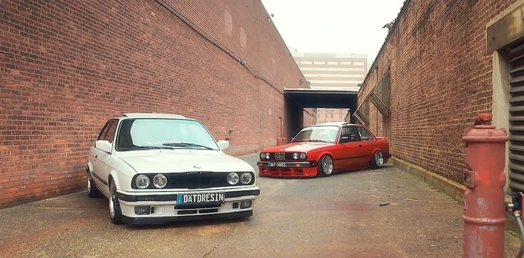 DLEDMV - BMW E30 Brick City - 02