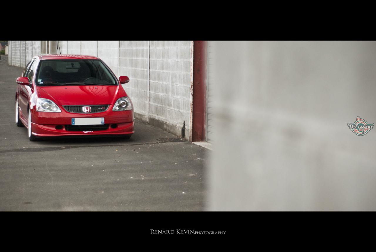 DLEDMV - Civic Type R EP3 Kevin R - 09
