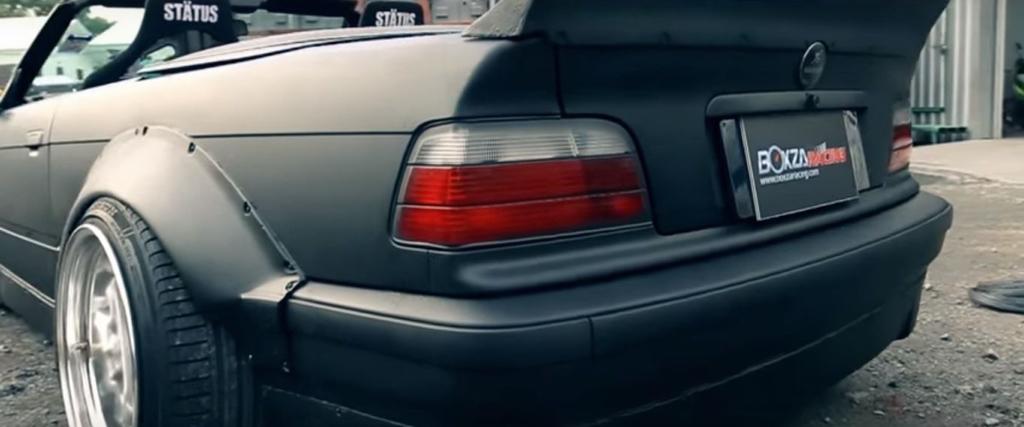 DLEDMV E36 CAB MADMAX 01