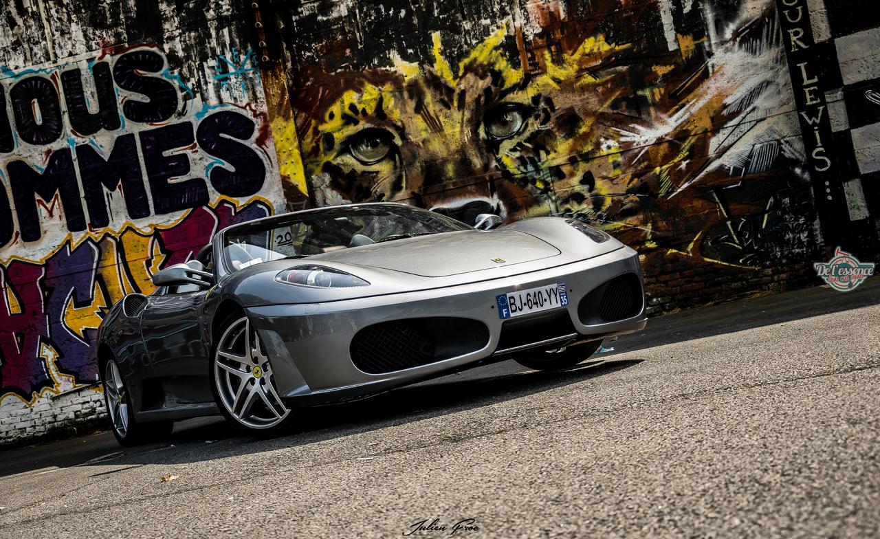 DLEDMV - Ferrari F430 Spider JulienF - 01