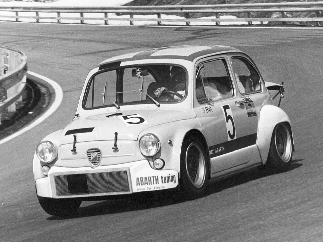DLEDMV - Fiat 600 Abarth 1000 TCR - 07