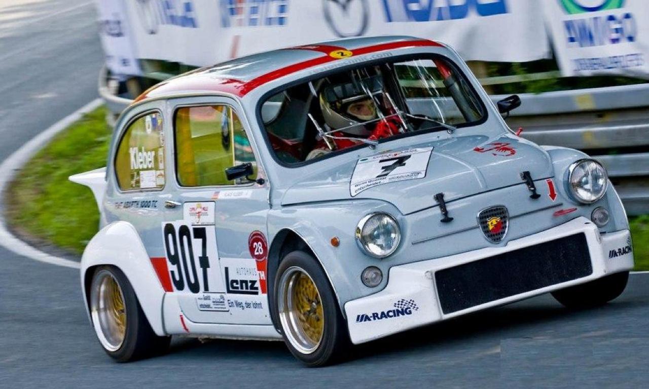 DLEDMV - Fiat 600 Abarth 1000 TCR - 10