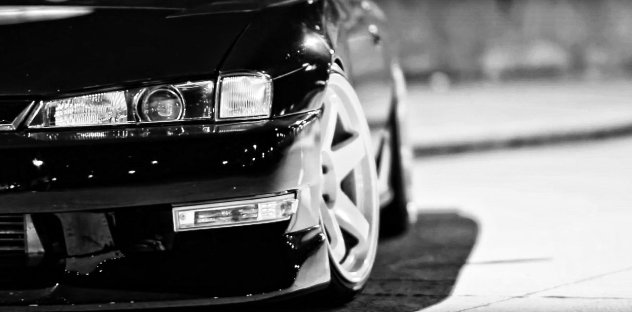 DLEDMV - Final drive in the S14 kouki - 01