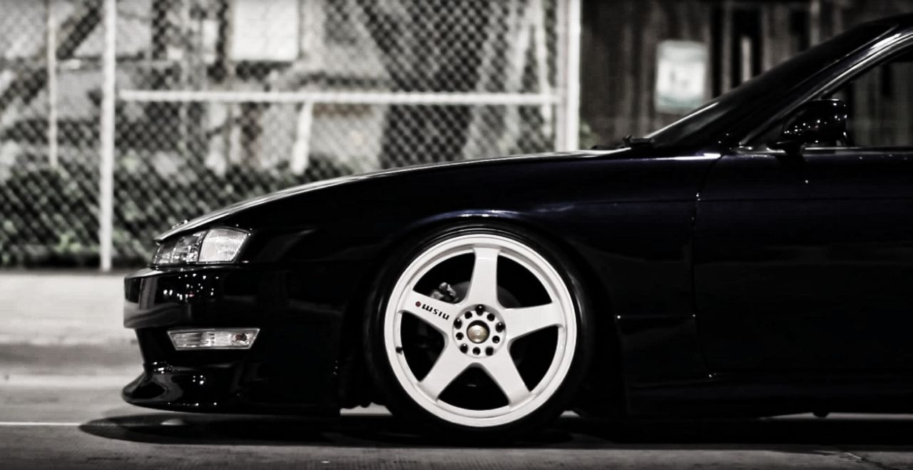 DLEDMV - Final drive in the S14 kouki - 03