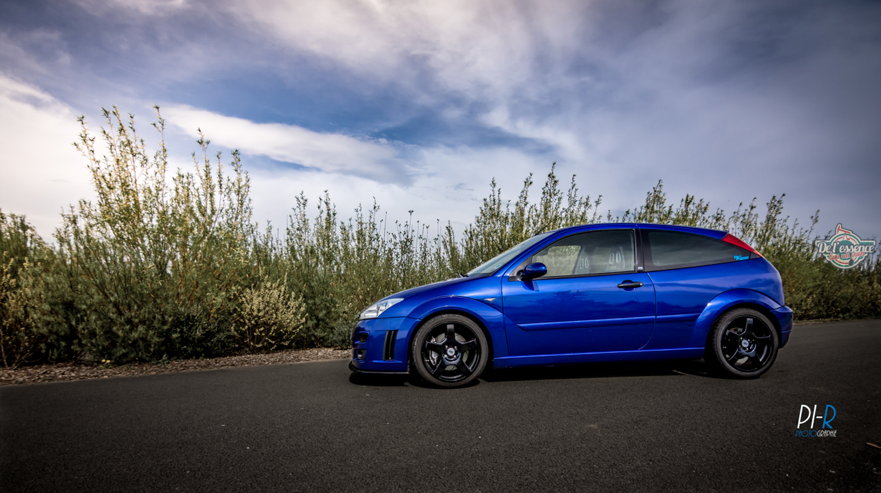 DLEDMV - Ford Focus RS Mk1 Pierre & PiR - 01