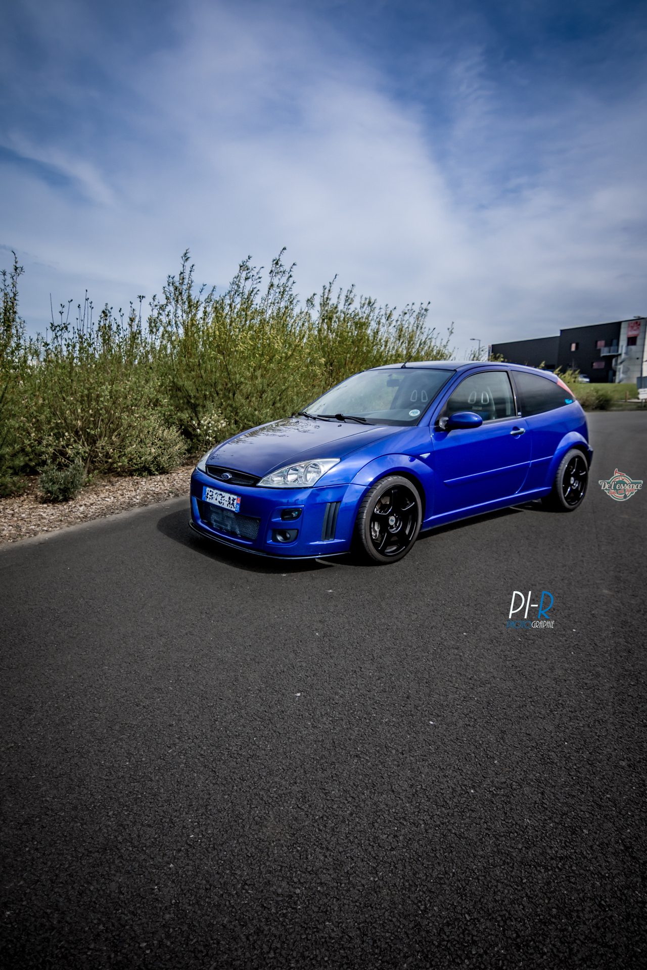 DLEDMV - Ford Focus RS Mk1 Pierre & PiR - 02