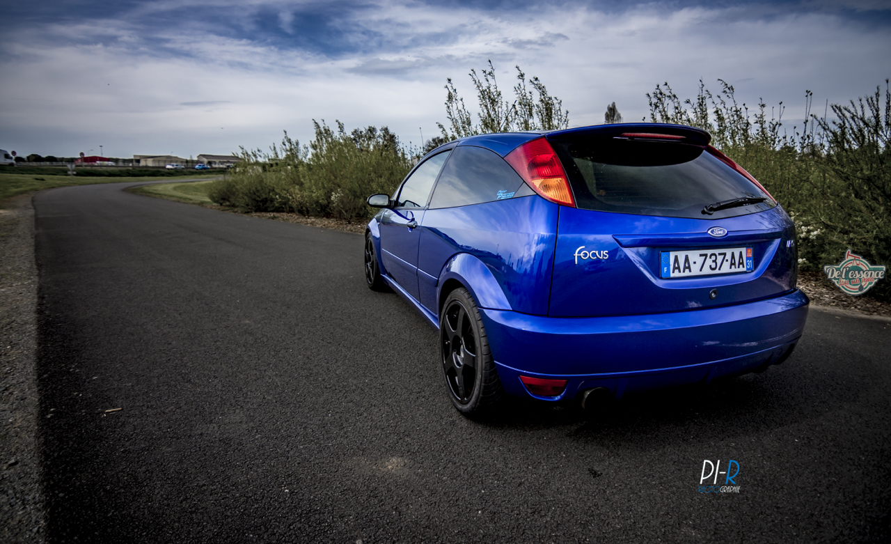 DLEDMV - Ford Focus RS Mk1 Pierre & PiR - 05