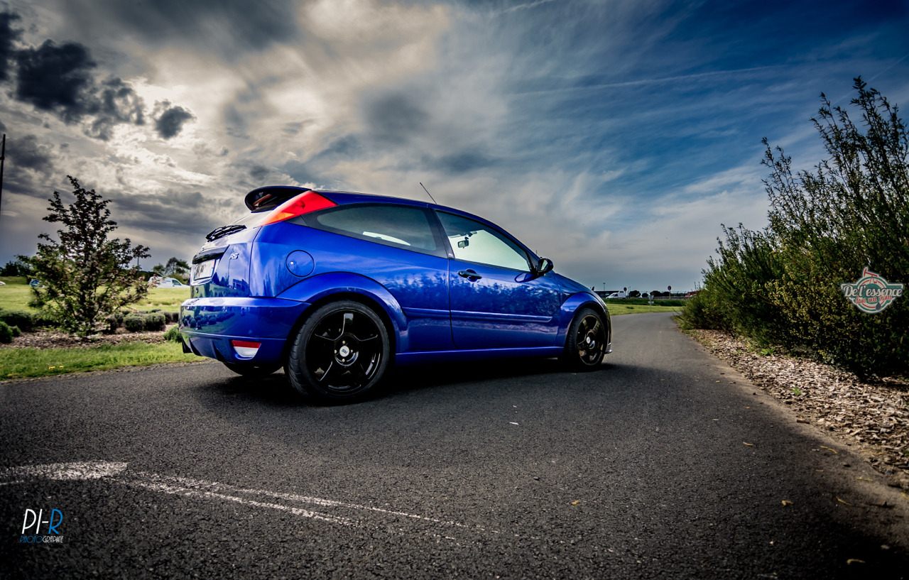 DLEDMV - Ford Focus RS Mk1 Pierre & PiR - 06