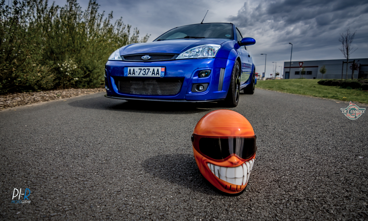 DLEDMV - Ford Focus RS Mk1 Pierre & PiR - 07