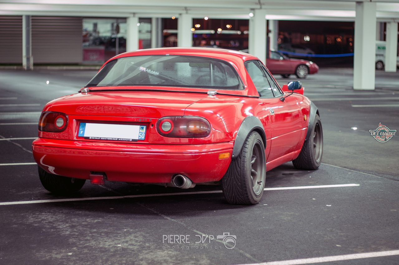DLEDMV - Mazda MX5 NA Turbo Pierre DVP - 14