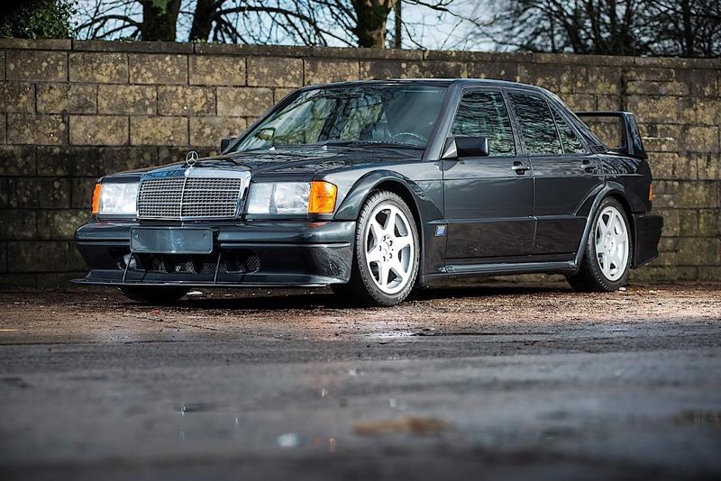 DLEDMV - Mercedes 190e 2.5 16 Evo2 - 05