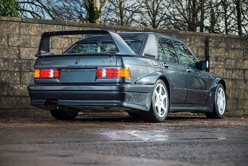 DLEDMV - Mercedes 190e 2.5 16 Evo2 - 06
