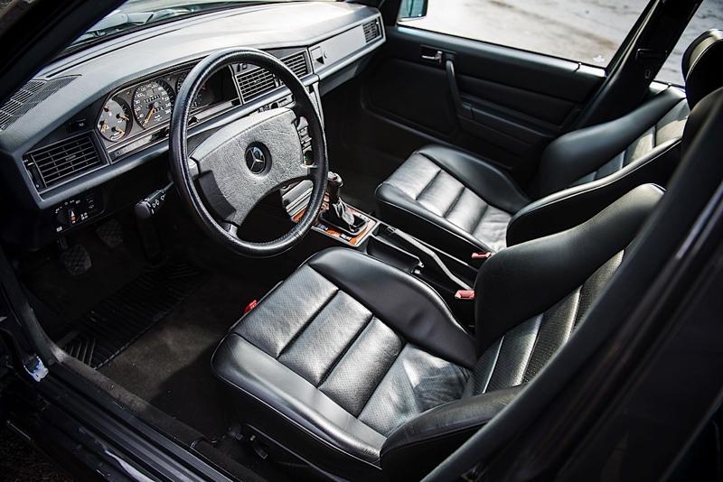 DLEDMV - Mercedes 190e 2.5 16 Evo2 - 07