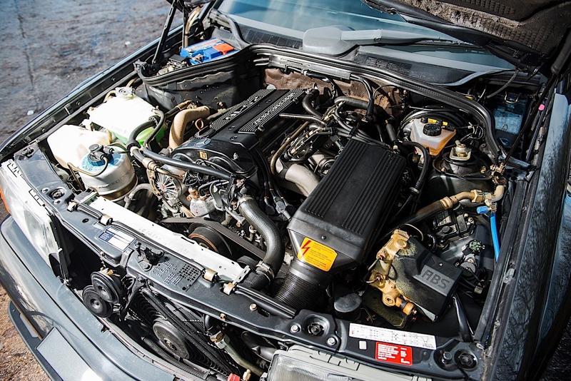 DLEDMV - Mercedes 190e 2.5 16 Evo2 - 11