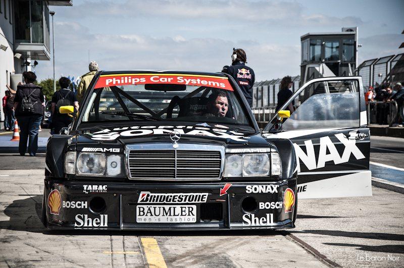 DLEDMV - Mercedes 190e 2.5 16 Evo2 DTM - 01