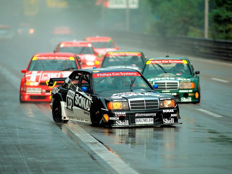 DLEDMV - Mercedes 190e 2.5 16 Evo2 DTM - 03