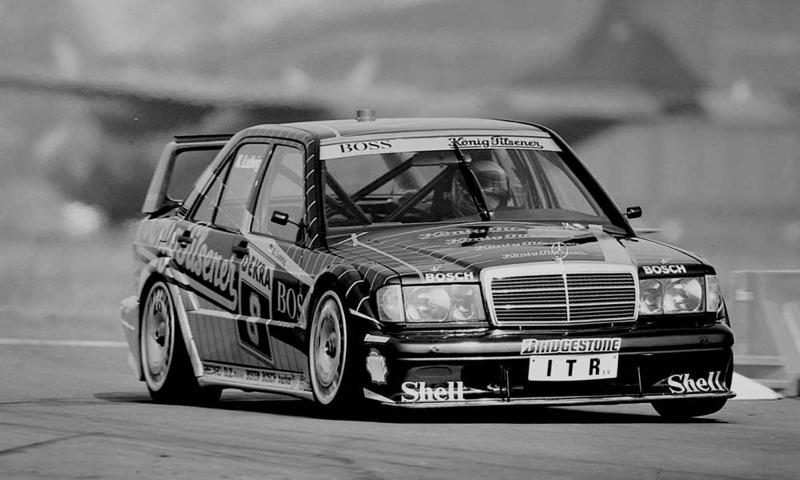 DLEDMV - Mercedes 190e 2.5 16 Evo2 DTM - 06