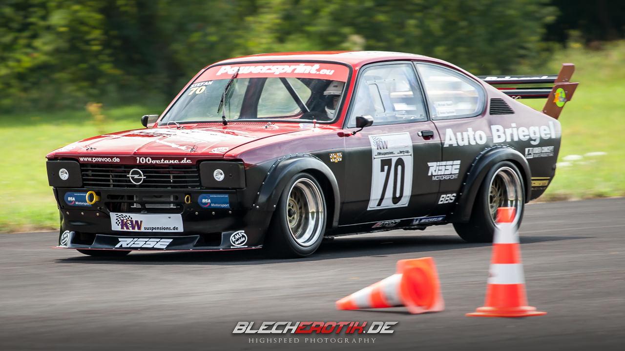DLEDMV - Opel Kadett Hillclimb RISSE Motorsport - 05