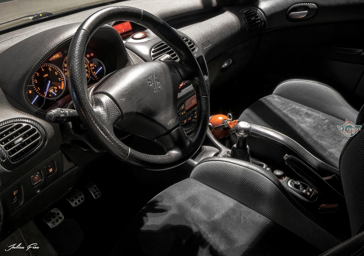 DLEDMV - Peugeot 206 RC JulienF - 05