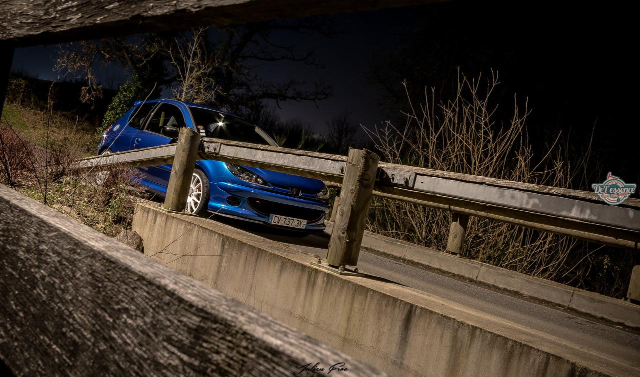DLEDMV - Peugeot 206 RC JulienF - 06