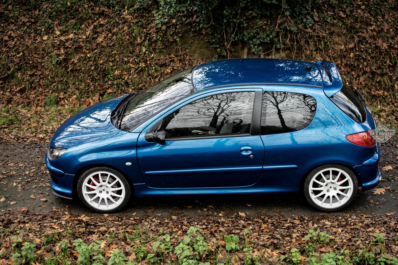 DLEDMV - Peugeot 206 RC JulienF - 15