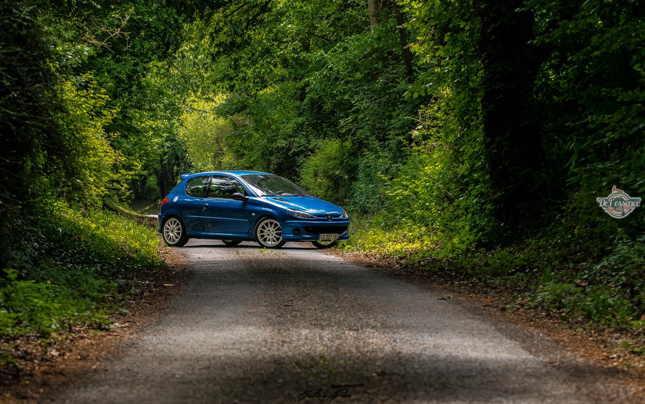 DLEDMV - Peugeot 206 RC JulienF - 19