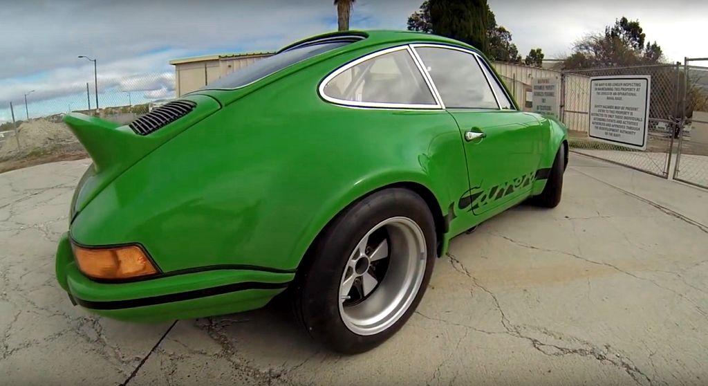 DLEDMV - Porsche 911 3.0 RSR Viper Green - 01