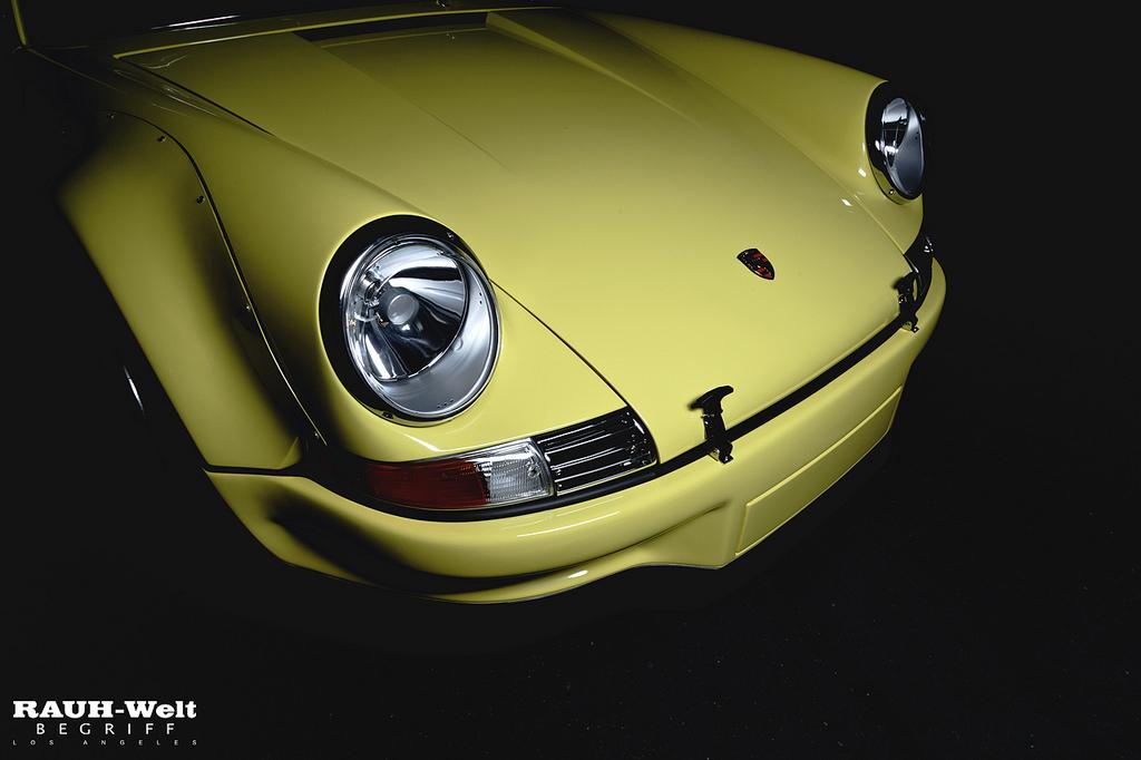 DLEDMV - RWB Porsche 911 Backdating - 13