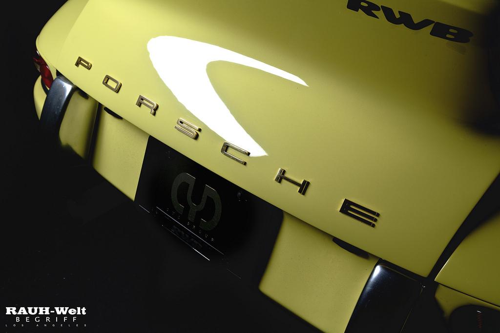 DLEDMV - RWB Porsche 911 Backdating - 14