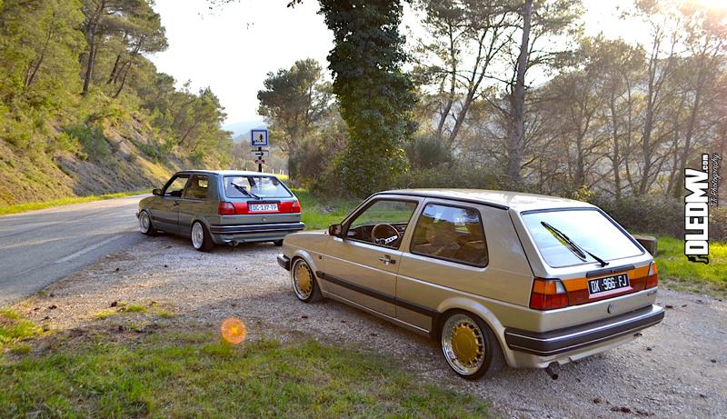 DLEDMV - VW 2 GOlf 2 Bastien & Matthieu - 14