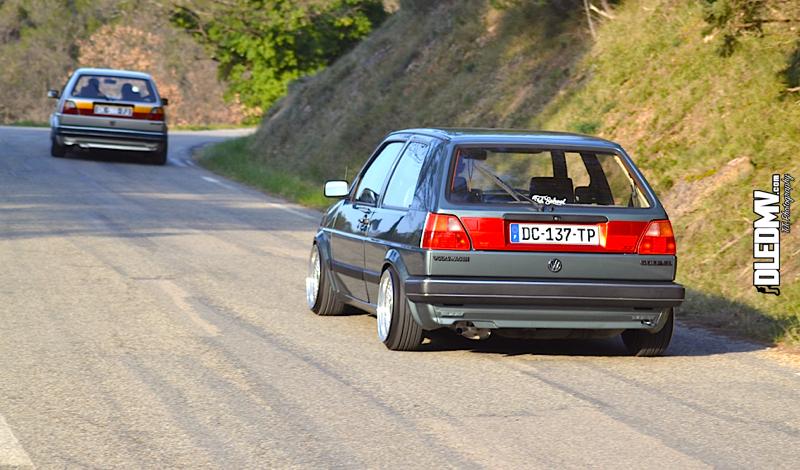 DLEDMV - VW 2 GOlf 2 Bastien & Matthieu - 19