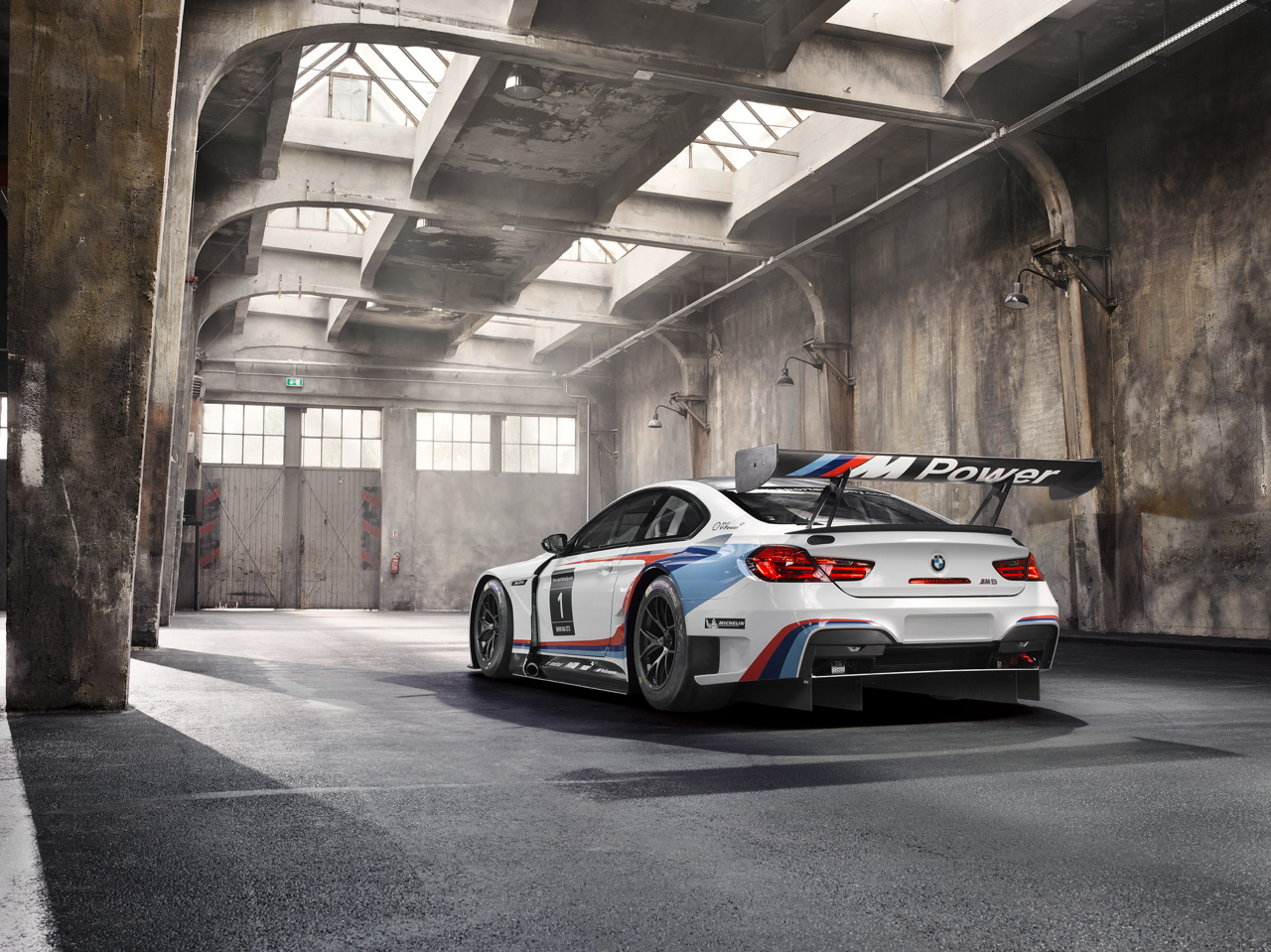DLEDMV - BMW M6 GT3 Sound - 08
