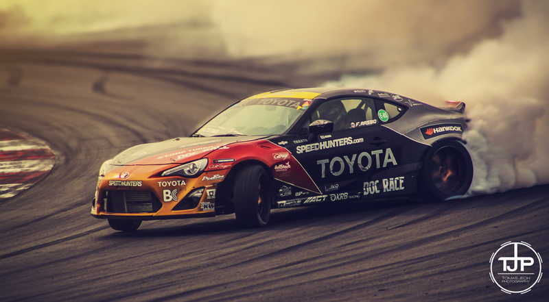DLEDMV - Drift Toyota GT86 speed - 01