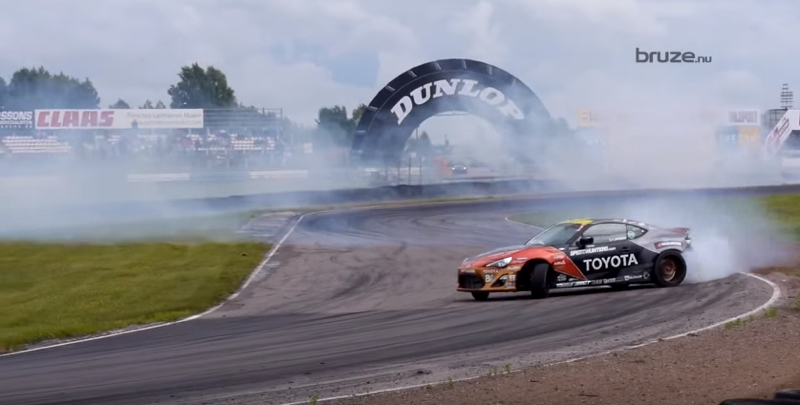 DLEDMV - Drift Toyota GT86 speed - 02