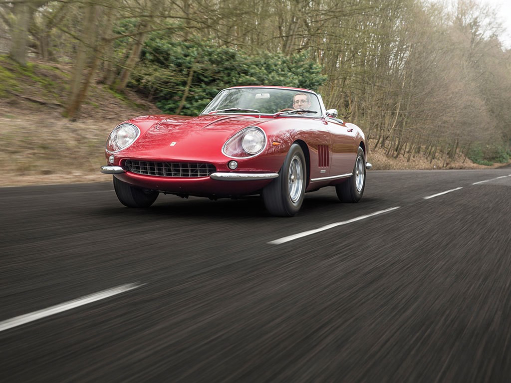 DLEDMV - Ferrari 275 GTB4 NART Spider - 01