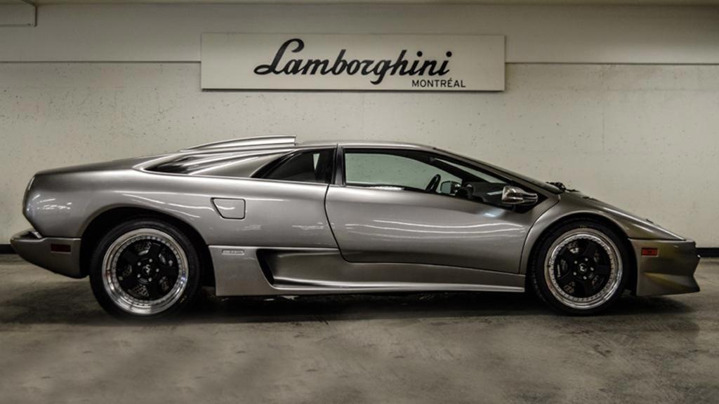 DLEDMV - Lamborghini Diablo SV 1 mile - 18