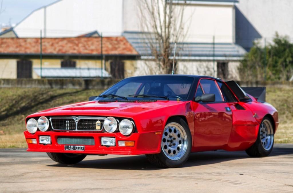 Lancia 037 - 001, Genèse de la fin d'un monde. 15