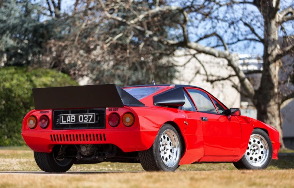 Lancia 037 - 001, Genèse de la fin d'un monde. 14
