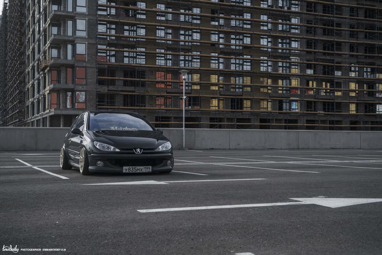 DLEDMV - Peugeot 206 S16 Russe - 02