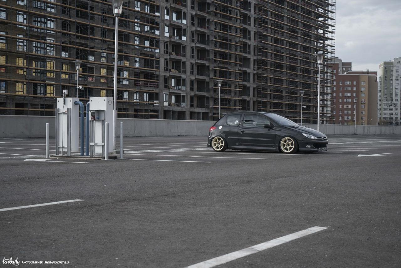 DLEDMV - Peugeot 206 S16 Russe - 03