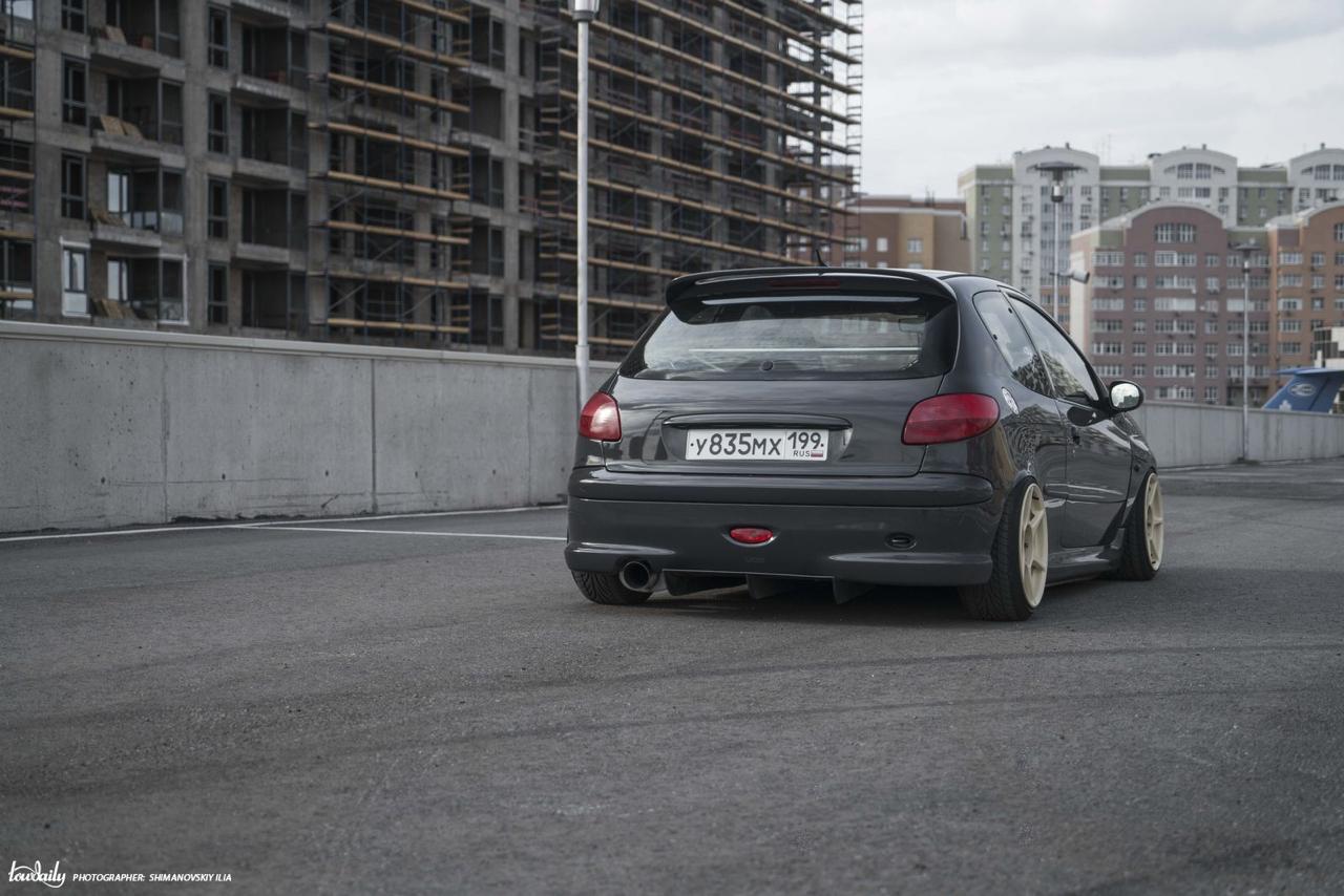 DLEDMV - Peugeot 206 S16 Russe - 08