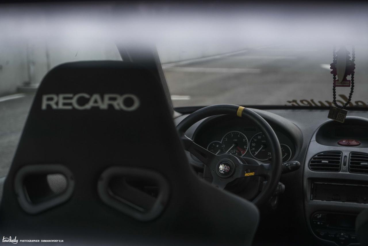 DLEDMV - Peugeot 206 S16 Russe - 13