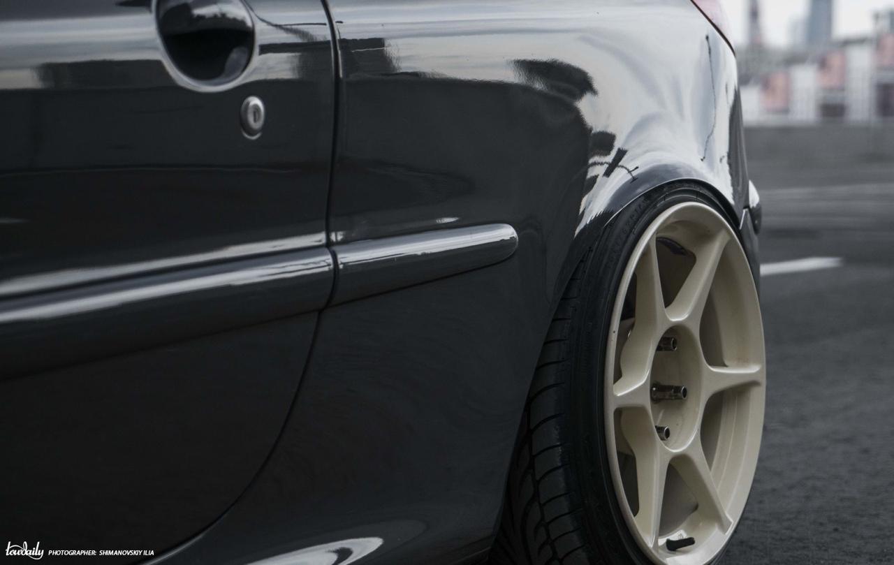 DLEDMV - Peugeot 206 S16 Russe - 15