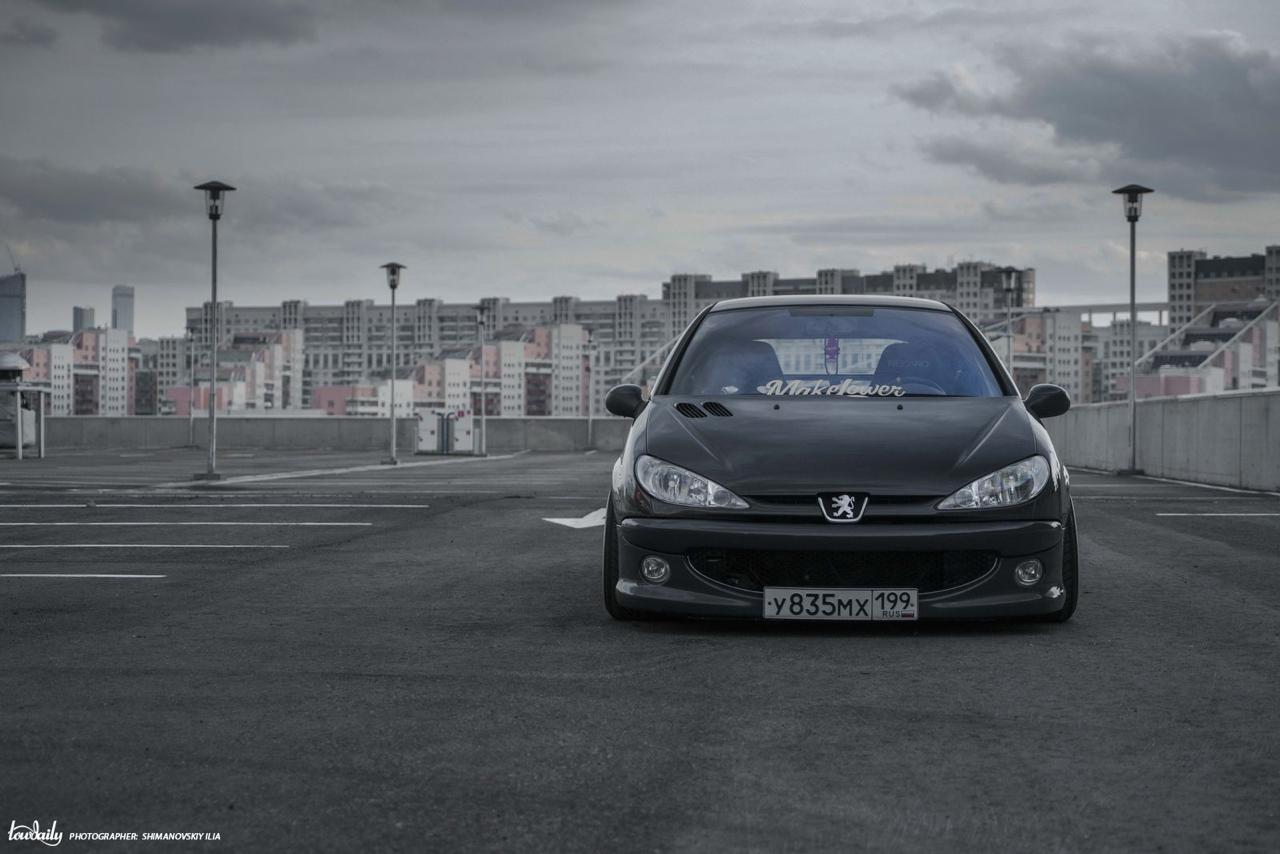 DLEDMV - Peugeot 206 S16 Russe - 16