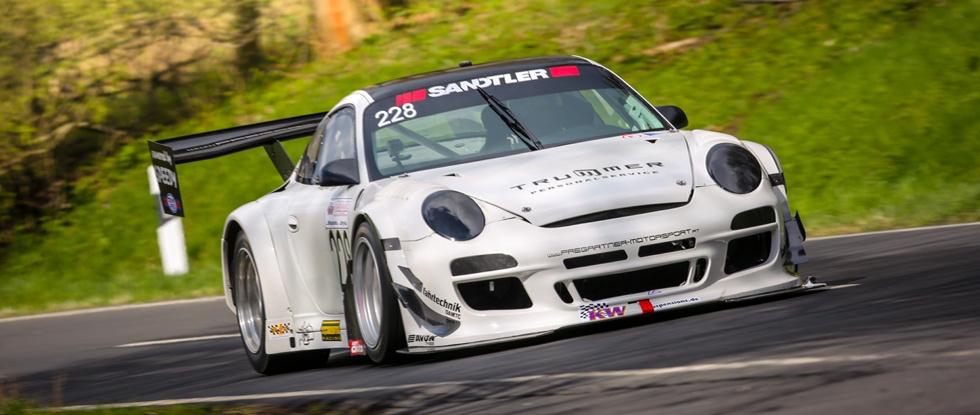DLEDMV - Porsche 911 RSR PRegartner - 01