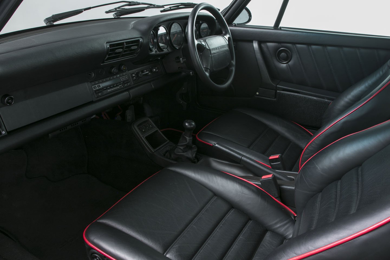 DLEDMV - Porsche 964 Turbo 3.6 Flatnose - 07