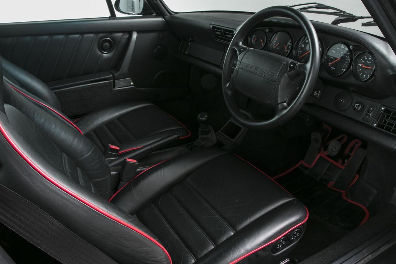 DLEDMV - Porsche 964 Turbo 3.6 Flatnose - 08