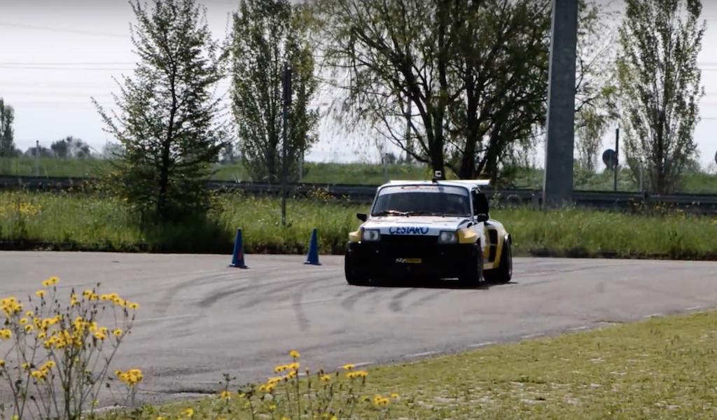DLEDMV - Renault 5 Maxi Turbo Slalom Italia - 03