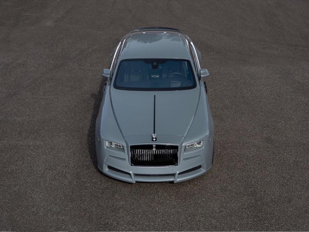 DLEDMV - Rolls-Royce Wraith Spofec - 05